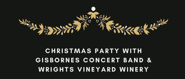 Christmas Party – Gisborne Concert Band