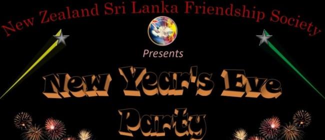 New Year's Eve Dinner Dance