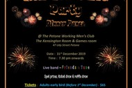 New Year's Eve Dinner Dance
