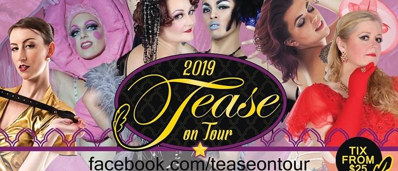 Tease on Tour Tauranga