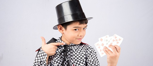 The Magician's Hat Ages 7+ TAPAC Summer Holiday Programme
