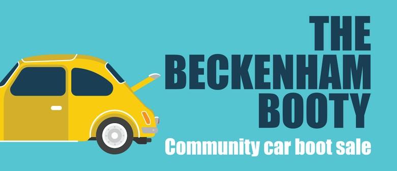 Beckenham Booty - Car Boot Sale