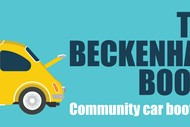 Image for event: Beckenham Booty - Car Boot Sale