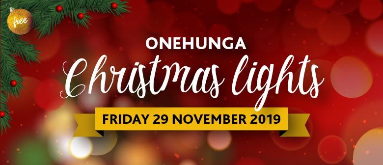 Onehunga Christmas Lights 2019