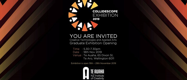 Collidescope 2019 Exhibition