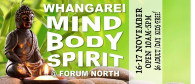 Whangarei Mind Body Spirit Expo
