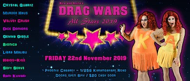 Drag Wars - All Stars 2019