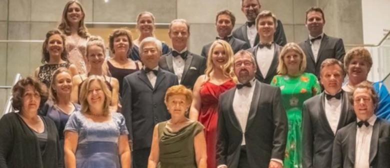 Festive Fun: The Opera Club's Festive Feast