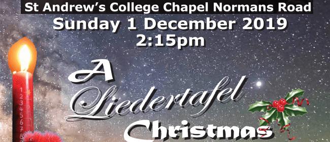 A Liedertafel Christmas