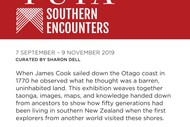 Image for event: Tuia – Southern Encounters