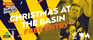 Dream11 Super Smash - Christmas at the Basin