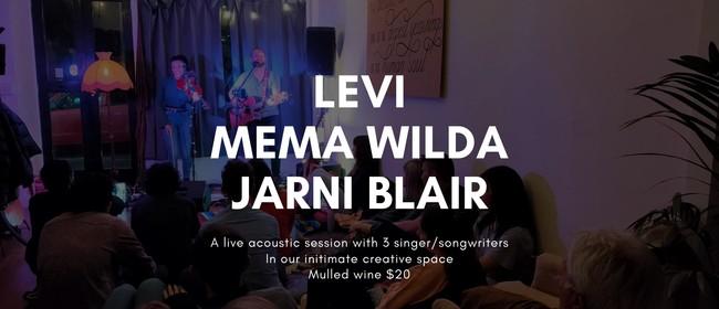 Jarni Blair, Levi & Mema Wilda