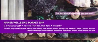 Napier Wellbeing Market 2019