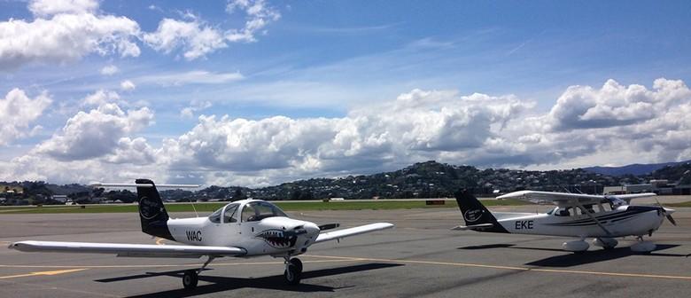 Wellington Aero Club 90th Anniversary Open Day
