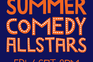 Image for event: Comedy Allstars in The Studio