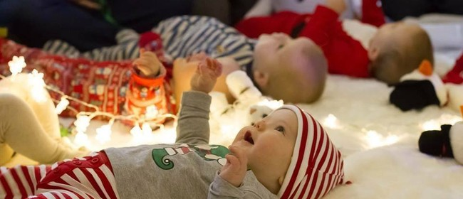 Baby's First Christmas at Baby Sensory