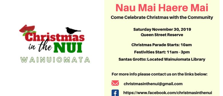 Christmas In the Nui & Santa Parade 2019