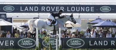 Land Rover Horse Of The Year 2020