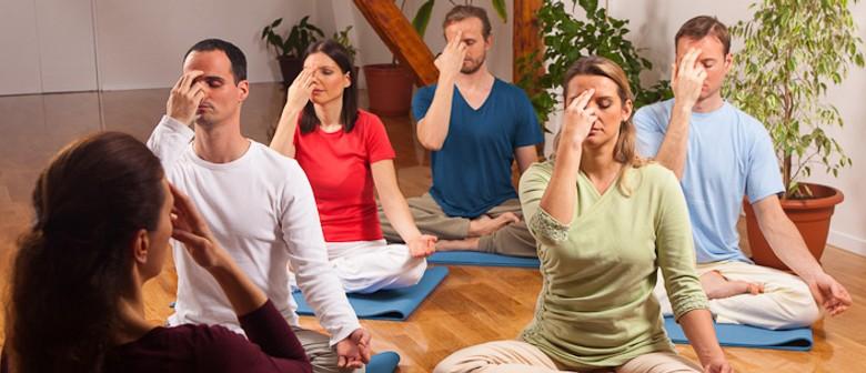 Yoga Class Level 1 - 2 - Beginners