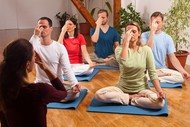 Image for event: Yoga Class Level 1 - 2 - Beginners