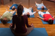 Image for event: Gentle Yoga Class Suitable for Seniors