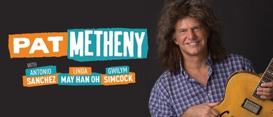 Auckland Arts Festival - Pat Metheny