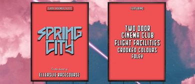 Spring City ft. Two Door Cinema Club, Flight Facilities and