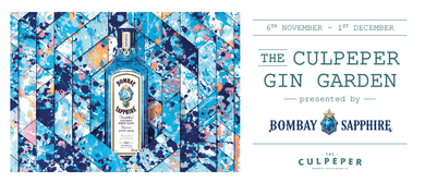 The Culpeper Garden Party: Bombay Sapphire