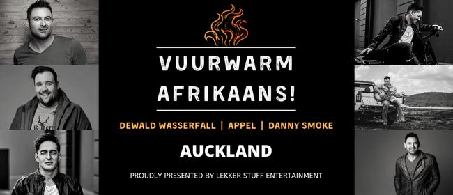 Vuurwarm Afrikaans! Auckland: CANCELLED