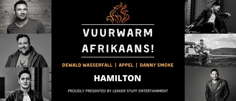 Vuurwarm Afrikaans! Hamilton