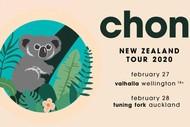 Chon - NZ Tour Wellington