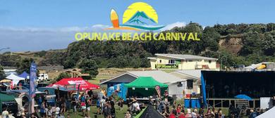 Ōpunakē Beach Carnival
