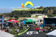 Image for event: Ōpunakē Beach Carnival