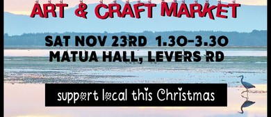 Pre Christmas Art And Craft Market