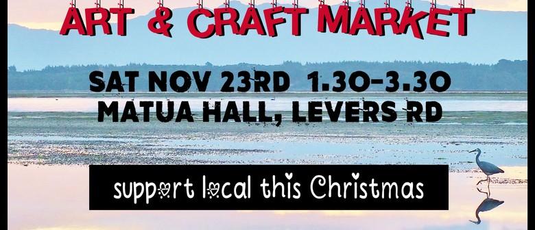 Pre Christmas Art And Craft Market
