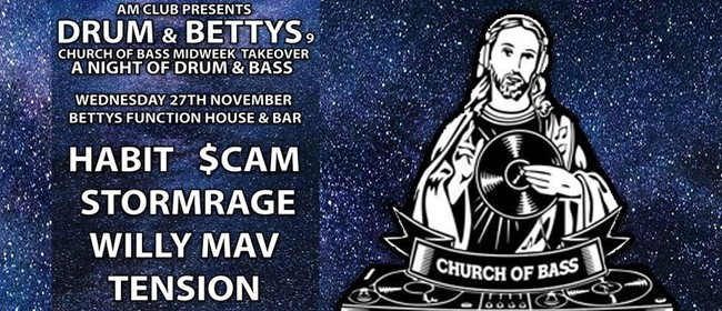 Church of Bass Bettys Takeover