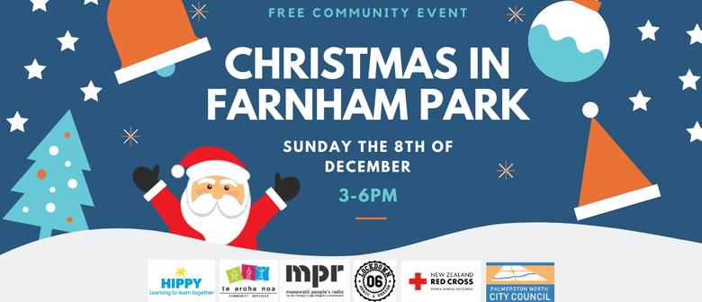 Christmas In Farnham Park 2019