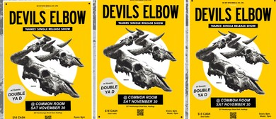 Devils Elbow Names Single Release Show