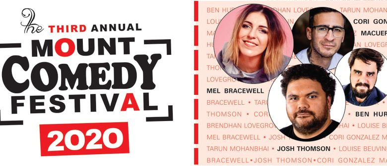 Mount Comedy Fest: The Headliners