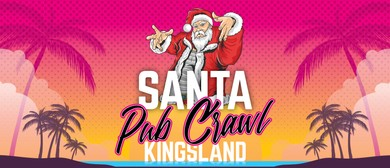 Santa Pub Crawl Kingsland