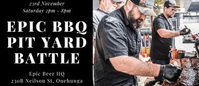 Epic BBQ Pit Yard Battle