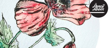 Easy Ink & Watercolour Workshop: CANCELLED