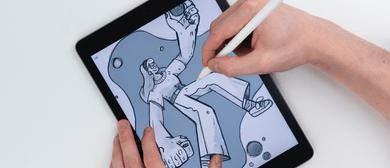 Digital Illustration - Yoobee School Holiday Programme