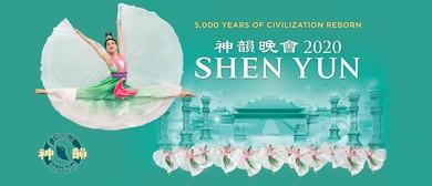 Shen Yun Performing Arts 2020 World Tour