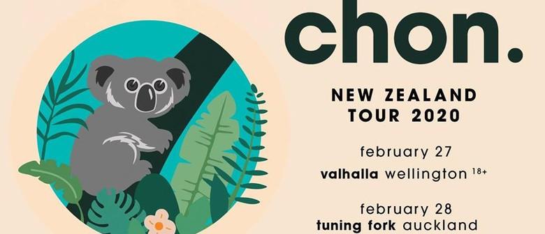 Chon - NZ Tour