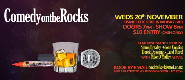 Comedy On the Rocks