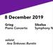 Wellington Chamber Orchestra (WCO) Sunday Concert