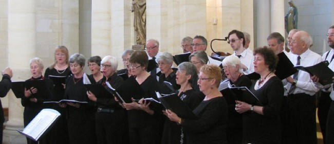 An Early Christmas with Schola Cantorum