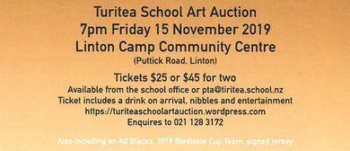 Turitea School Art Auction