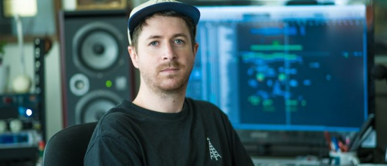 Josh Fountain NZ Music Producer session